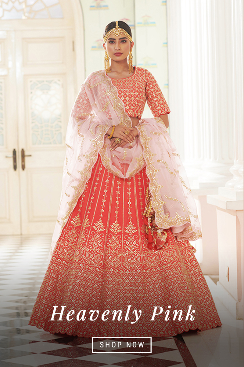 Day Wedding Lehengas